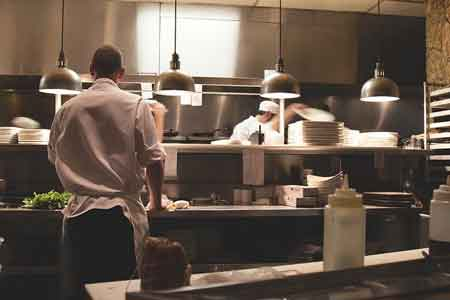 Hospitality and Catering Finance, Kitchen, by Coates Asset Finance