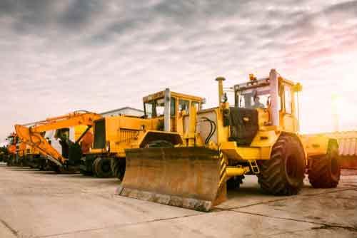 Construction Equipment Asset Finance