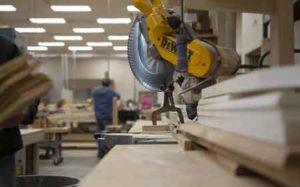 Woodworking machinery asset finance - Saw