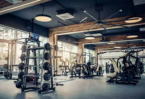 Gym Equipment Finance UK