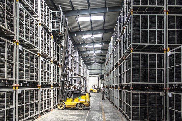 Warehouse Equipment Finance