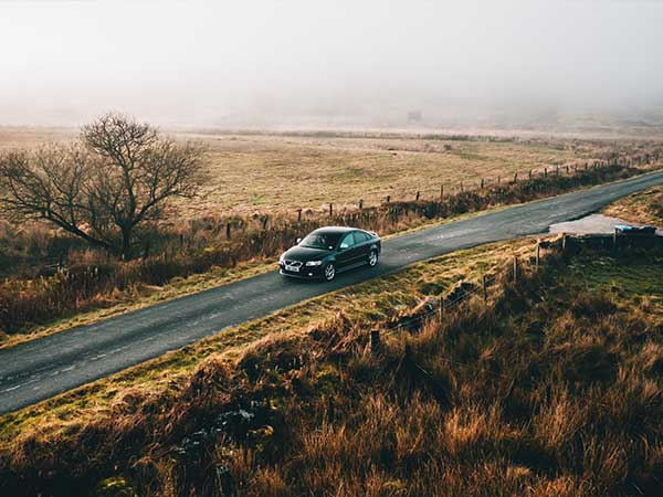 Car finance for business owners - on the road