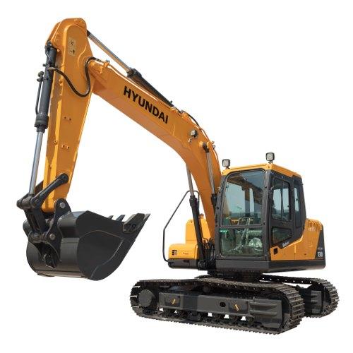 Excavator Equipment Finance - Hyundai-130
