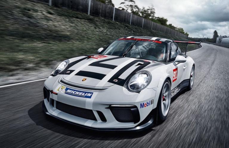 Porsche 991 GT3 CUP - Motorsport Finance